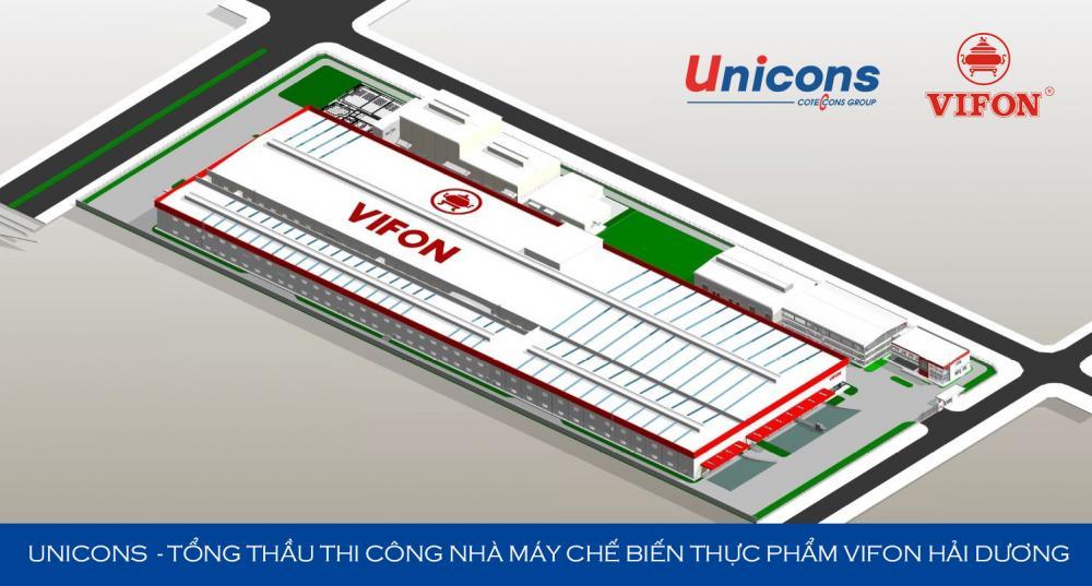 Nhà Máy VIFON Hải Dương.