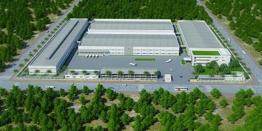 Nhà máy DORCO VINA, HÀ NAM.